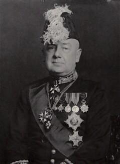 Sir Herbert James Creedy, by Walter Stoneman - NPG x166828