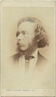 George Henry Lewes, by John & Charles Watkins - NPG x12438