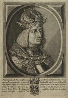Maximilian I, Holy Roman Emperor, after Unknown artist - NPG D24120