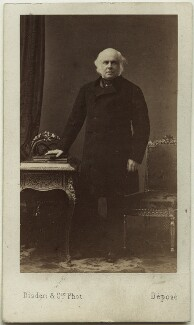 James Bruce, 8th Earl of Elgin, by Disdéri - NPG Ax39790