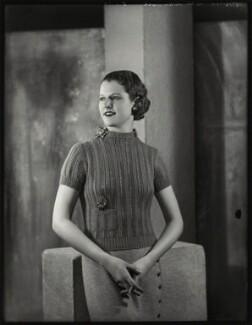 (Felicity) Philippa (née Talbot-Ponsonby), Lady Scott, by Bassano Ltd - NPG x151531