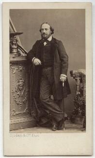 Giovanni Matteo de Candia (Mario), by Disdéri - NPG x20485