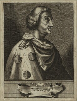 Philippe de Comines, after Unknown artist - NPG D24130