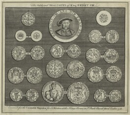 The Gold and Silver Coins of King Henry VIII, after Unknown artist - NPG D24145