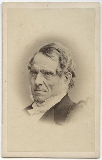 (John) Frederick Denison Maurice, by William Edward Kilburn, published by  Mason & Co (Robert Hindry Mason) - NPG x13962