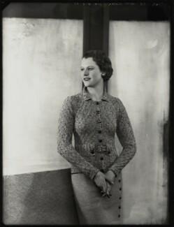 (Felicity) Philippa (née Talbot-Ponsonby), Lady Scott, by Bassano Ltd - NPG x151538