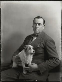 John Randolph ('Jack') Anthony, by Bassano Ltd, 13 February 1935 - NPG x151542 - © National Portrait Gallery, London