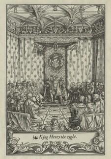 King Henry VIII, after Unknown artist - NPG D24152