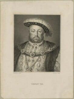 King Henry VIII, by Robert Graves - NPG D24154