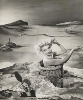 Frances Day, by Angus McBean - NPG P917