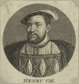 King Henry VIII, by Simon François Ravenet - NPG D24156