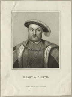 King Henry VIII, by E. Bocquet - NPG D24157