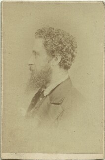 Edward Robert Bulwer-Lytton, 1st Earl of Lytton, by Unknown photographer - NPG x13101