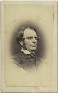 Charles Kingsley, by Mason & Co (Robert Hindry Mason) - NPG x128889