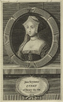 Jane Seymour, after Hans Holbein the Younger, early 19th century - NPG D24181 - © National Portrait Gallery, London