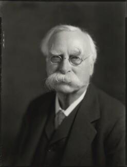 Sir Edward Bagnall Poulton, by Bassano Ltd - NPG x151555