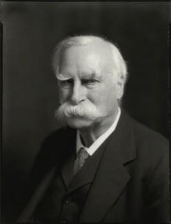 Sir Edward Bagnall Poulton, by Bassano Ltd - NPG x151556