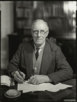 Harold Anson, by Bassano Ltd, 28 February 1935 - NPG x151562 - © National Portrait Gallery, London