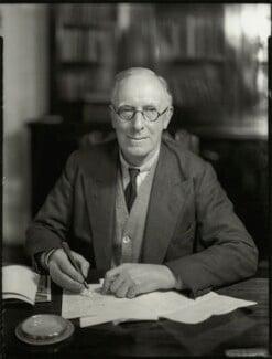 Harold Anson, by Bassano Ltd, 28 February 1935 - NPG x151562 - © National Portrait Gallery, London