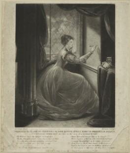 Queen Elizabeth I (When Princess), by Henry Edward Dawe, after  John Graham - NPG D24195