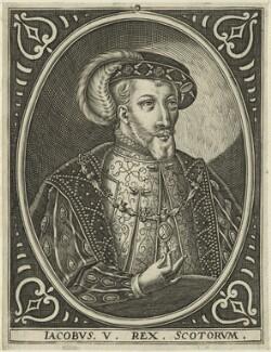 James V of Scotland, after Unknown artist, circa 1602 - NPG D24204 - © National Portrait Gallery, London