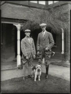Joe Childs; William Rose Jarvis, by Bassano Ltd - NPG x151578