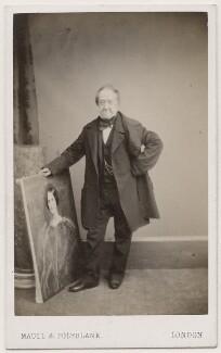 Henry William Pickersgill, by Maull & Polyblank - NPG Ax7556