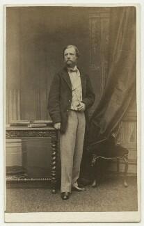 Percy Ellen Algernon Frederick William Sydney Smythe, 8th Viscount Strangford, by Ferdinand Jean de la Ferté Joubert - NPG x45085