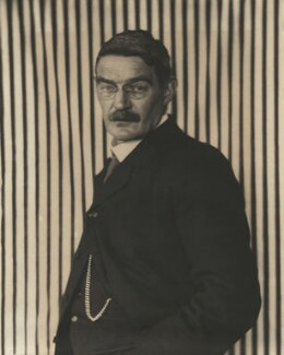 William Strang, by Malcolm Arbuthnot (Malcolm Lewin Stockdale Parson), circa 1914 - NPG x12826 - © estate of Malcolm Arbuthnot