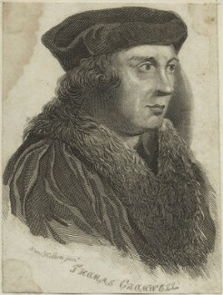 Thomas Cromwell, Earl of Essex, after Hans Holbein the Younger - NPG D24212