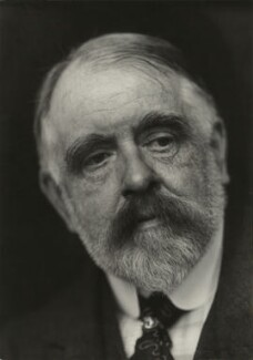 Sir Francis Carruthers Gould ('F.C.G.'), by George Charles Beresford - NPG x6508