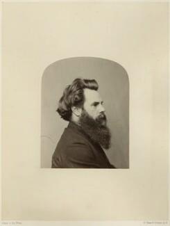Thomas Woolner, by Elliott & Fry - NPG x5128