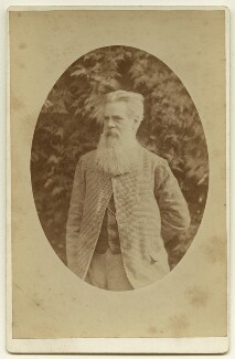 Thomas Woolner, by Unknown photographer - NPG x5137