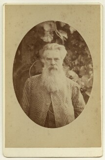 Thomas Woolner, by Unknown photographer - NPG x5138