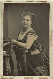Helen Lemmens-Sherrington, by Unknown photographer - NPG x20006