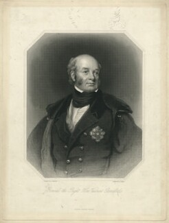 William Carr Beresford, Viscount Beresford, by John Rogers, published by  George Virtue, after  J. Haslock - NPG D31694