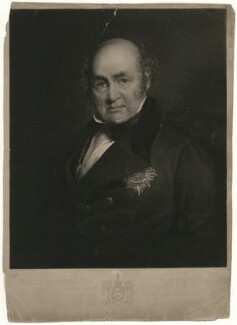 William Carr Beresford, Viscount Beresford, by George Thomas Payne, after  Reuben Thomas William Sayers - NPG D31697