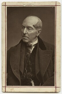 Charles James Mathews, by Lock & Whitfield - NPG x21242