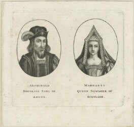 Archibald Douglas, 6th Earl of Angus and Margaret Tudor, after Unknown artist - NPG D24242