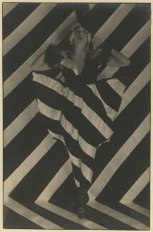 Yvonne Gregory, by Bertram Park - NPG x35715