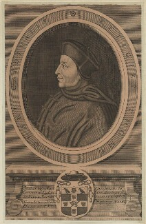 Thomas Wolsey, after Hans Holbein the Younger - NPG D24245