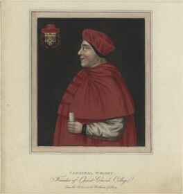 Thomas Wolsey, after Hans Holbein the Younger - NPG D24246