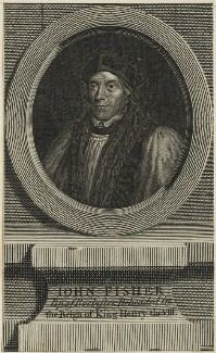 John Fisher, after Hans Holbein the Younger - NPG D24265
