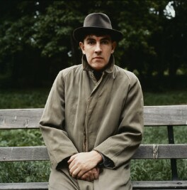 Peter Cook, by David Wedgbury, 1965 - NPG  - © National Portrait Gallery, London