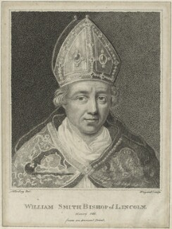 William Smith (Smyth), by Thomas Nugent, after  Silvester Harding - NPG D24281