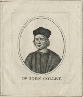 John Colet, after Unknown artist - NPG D24283