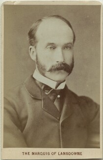 Henry Charles Keith Petty-Fitzmaurice, 5th Marquess of Lansdowne, by London Stereoscopic & Photographic Company - NPG x75843