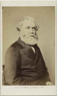 Sir Austen Henry Layard, by John & Charles Watkins, or by  John Watkins - NPG x76402