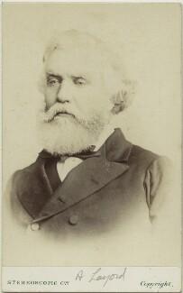 Sir Austen Henry Layard, by London Stereoscopic & Photographic Company - NPG x38983