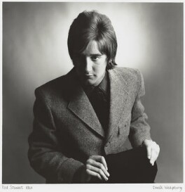 Rod Stewart, by David Wedgbury, 1964 - NPG x47353 - © National Portrait Gallery, London